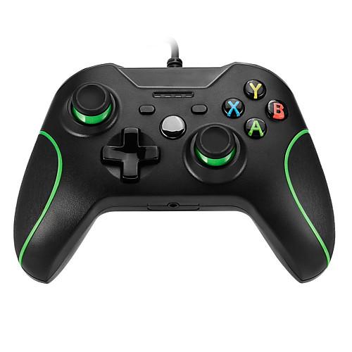 NJX303 Проводное Игровые контроллеры Назначение Один Xbox , Вибрация Игровые контроллеры ABS 1 pcs Ед. изм