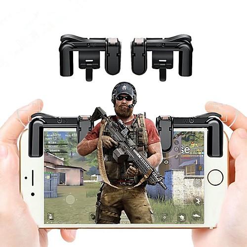 Игровые контроллеры Назначение Android / iOS Портативные Игровые контроллеры ABS 2pcs Ед. изм pci контроллеры