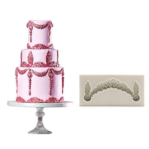Инструменты для выпечки Силикон Своими руками Креатив Новое поступление День рождения Для торта Для приготовления пищи Посуда Cupcake мебель своими руками cd с видеокурсом