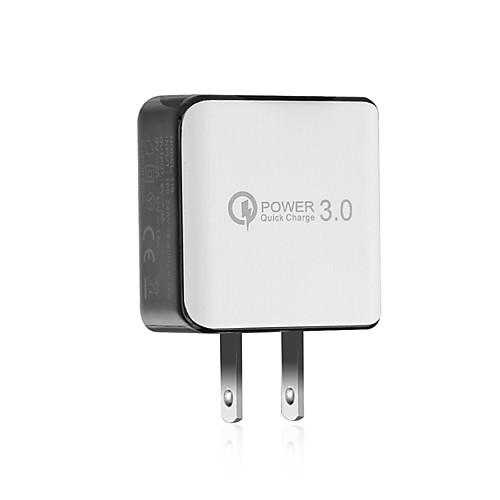 Док-зарядное устройство Телефон USB-зарядное устройство Стандарт США USB QC 3.0 1 USB порт 2A DC 9V DC 12V DC 5V сетевой адаптер dc 9v новосибирск