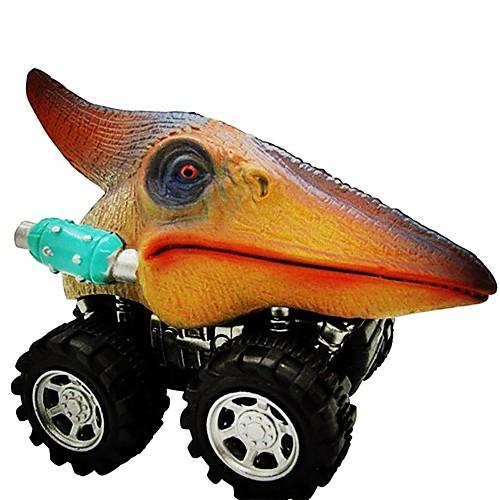 Игрушечные машинки Юрский динозавр / Креатив Взаимодействие родителей и детей / Жутко ABS PC Все Детские Подарок 1pcs