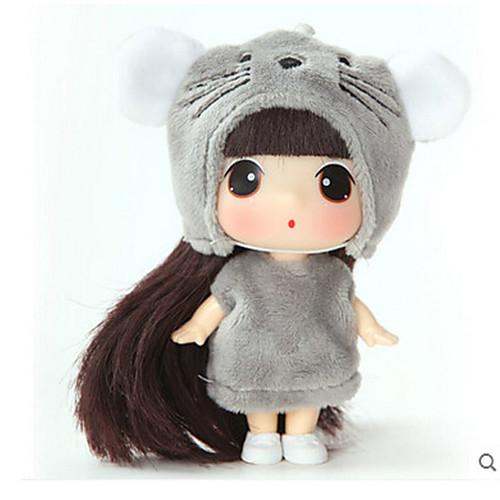 Кукла для девочек Девочки 4 дюймовый Детские Девочки Подарок