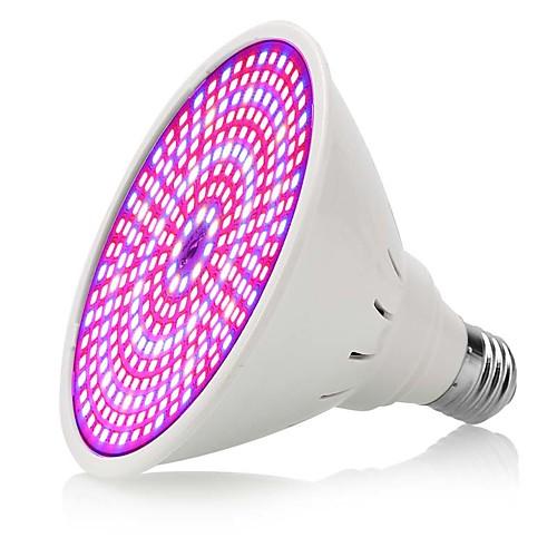 1шт 8W 816lm E26 / E27 Точечное LED освещение 290 Светодиодные бусины SMD 2835 Фиолетовый 85-265V цена