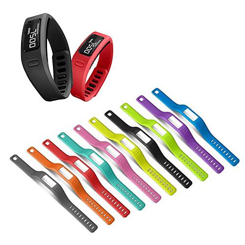 Ремешок для часов для Vivofit Garmin Спортивный ремешок силиконовый Повязка на запястье garmin vivofit 3 black new