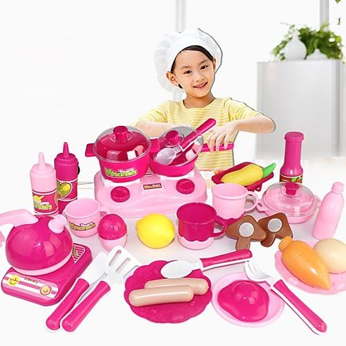 Ролевые игры Еда и напитки Взаимодействие родителей и детей Детские / дошкольный Подарок 30pcs