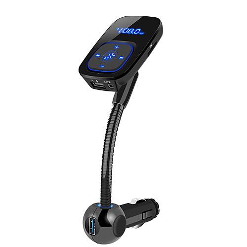 BT06 Bluetooth 4.2 Автомобиль USB зарядное гнездо Профессиональный Bluetooth FM приемники MP3 универсальный зарядное устройство soalr 16800mah usb ipad iphone samsug usb dc 5v computure