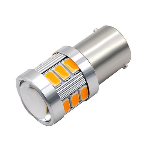 SO.K 2pcs 1156 Мотоцикл / Автомобиль Лампы 3W SMD 5730 300lm 18 Светодиодная лампа Фары дневного света / Лампа поворотного сигнала / цена