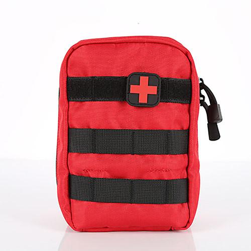 5 L Поясные сумки - Легкость, Пригодно для носки На открытом воздухе Пешеходный туризм, Походы, Армия Оксфорд Военно-зеленный, Красный, Хаки