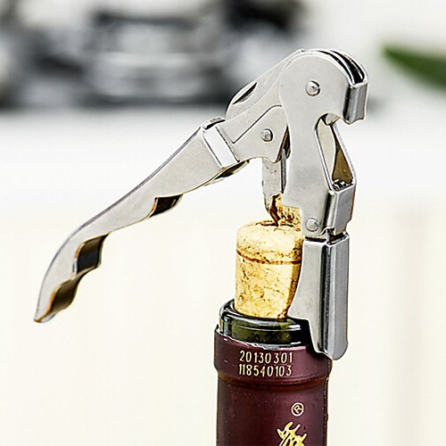 Открывалка для бутылок Нержавеющая сталь, Вино Аксессуары Высокое качество творческийforBarware 1222cm см 0.058kg кг Прост в применении открывалка для бутылок алюминий вино аксессуары высокое качество творческийforbarware 6 52 80 5 0 0135