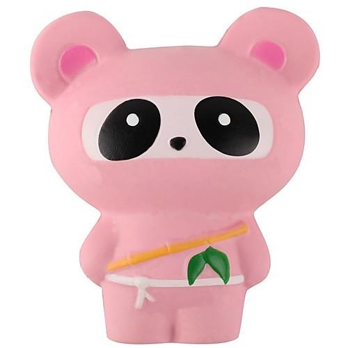Резиновые игрушки / Устройства для снятия стресса Панда Стресс и тревога помощи / Декомпрессионные игрушки Others 1pcs Детские Все Подарок