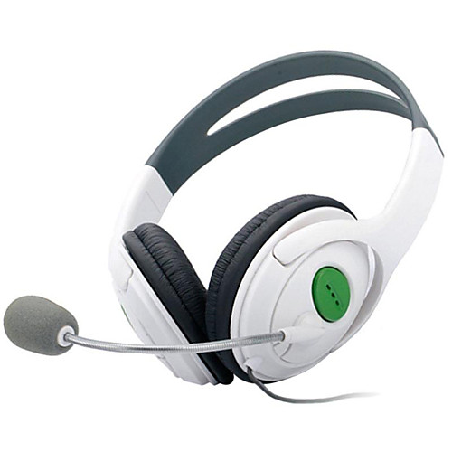 Xbox 360 Проводное Накладные наушники Назначение Xbox 360,Кожа PU Накладные наушники xbox 360 в перми