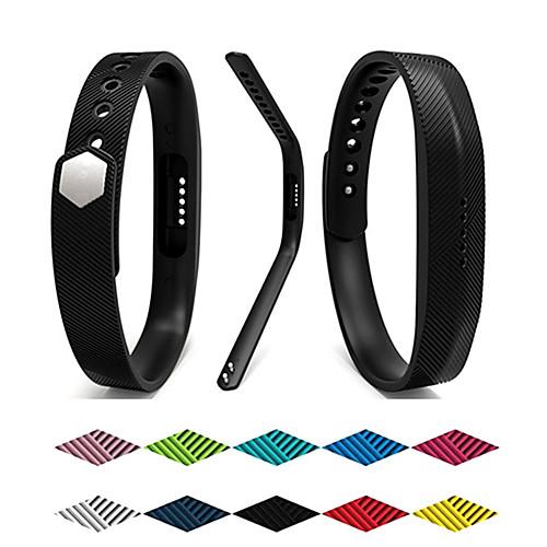 Ремешок для часов для Fitbit Flex 2 Fitbit Спортивный ремешок силиконовый Повязка на запястье фото