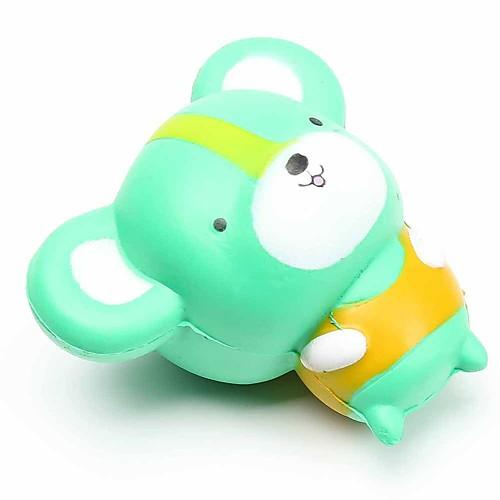 LT.Squishies Резиновые игрушки / Устройства для снятия стресса Мышь Товары для офиса / Декомпрессионные игрушки / 1pcs Детские Все Подарок
