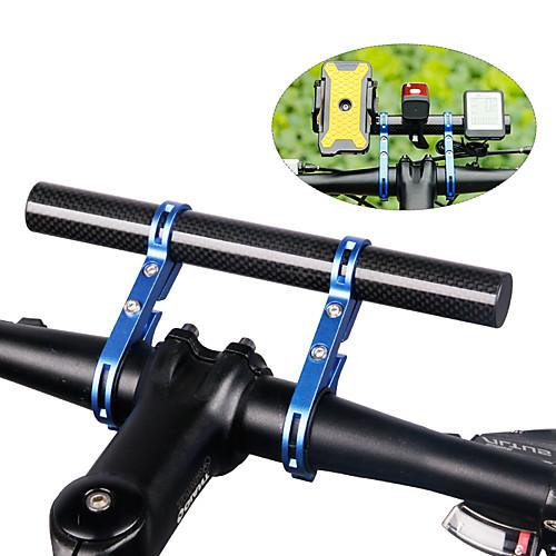 Удлинитель выноса велоруля Горный велосипед / Шоссейный велосипед Легкость Углеродное волокно Синий / Черный / Красный