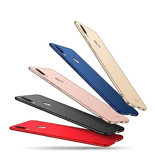 Кейс для Назначение Huawei P20 Pro / P20 Ультратонкий / Матовое Кейс на заднюю панель Однотонный Твердый ПК для Huawei P20 lite / Huawei кейс для назначение huawei p20 pro p20 lite матовое кейс на заднюю панель однотонный твердый пк для huawei p20 huawei p20 pro huawei p20 lite