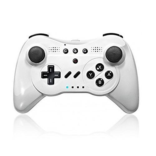 WII U Беспроводное Игровые контроллеры Назначение Wii U , Игровые контроллеры ABS 1 pcs Ед. изм