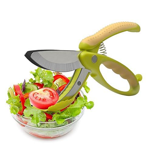 Кухонные принадлежности Нержавеющая сталь Простой Формы для нарезки / ножничный / Для фруктов и овощей 1шт