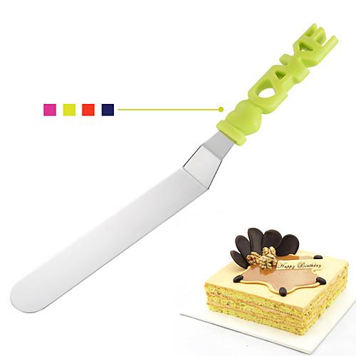 Инструменты для выпечки Нержавеющая сталь Креатив Для торта Выпечка и кондитерские шпатели