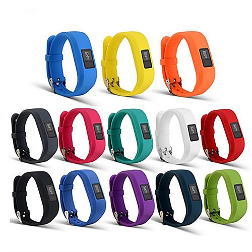 Ремешок для часов для Vivofit 3 Garmin Спортивный ремешок силиконовый Повязка на запястье garmin vivofit 3 black new