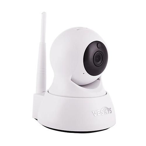 veskys 720p hd беспроводная камера ip camera для наблюдения за камерами ночного видения 1.0mp для домашней безопасности / инфракрасного ночного