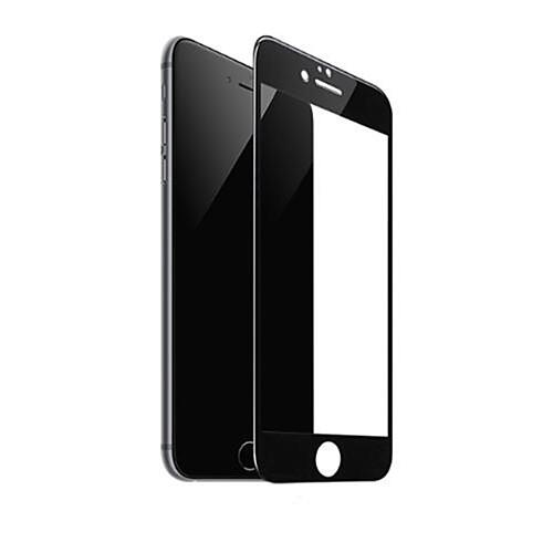 Защитная плёнка для экрана для Apple iPhone 8 Закаленное стекло 1 ед. Защитная пленка для экрана / Защитная пленка на всё устройство HD / Уровень защиты 9H / Взрывозащищенный 9h прожектор для экрана teclest 98 octa core версии 10 1 защитная пленка для планшета