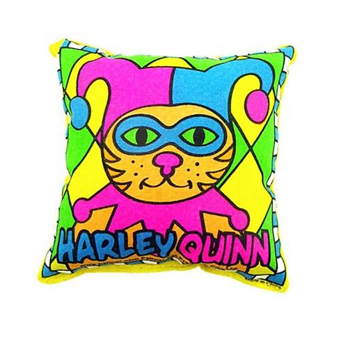 Интерактивный / Плюшевые игрушки Подходит для домашних животных / Мультфильм игрушки / Геометрический узор Хлопковая ткань / Игрушка / приманка для котов Назначение Коты