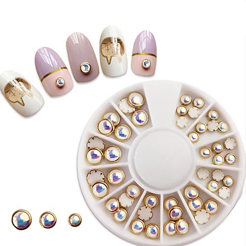 1 pcs Украшения для ногтей Элегантный стиль Модный дизайн На каждый день Дизайн ногтей