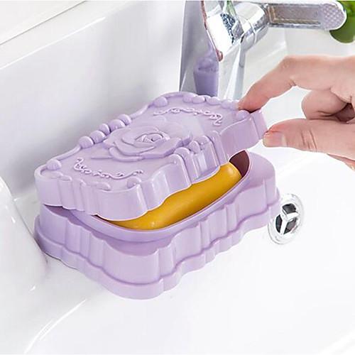 Аксессуар для хранения Простой Мода PP 1шт - Уход за телом Зубная щетка и аксессуары