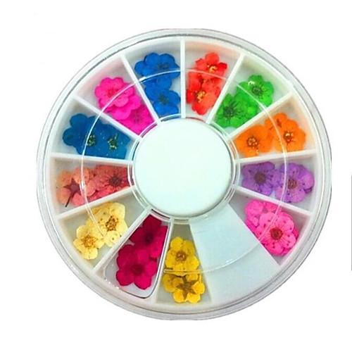 36 pcs Украшения для ногтей / Наборы и наборы для ногтей Стиль / Простой Модный дизайн / Кружева На каждый день Инструмент для ногтей /