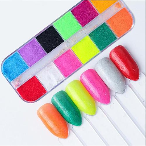 1 pcs Украшения для ногтей Декоративные Инструмент для ногтей / Советы для ногтей Модный дизайн На каждый день