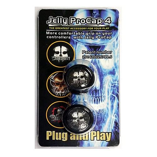 Комплекты для игровых контроллеров Назначение Sony PS3 / Xbox 360 / Один Xbox Cool Комплекты для игровых контроллеров Силикон 2 pcs Ед. sparkfox xbox одна зарядная подставка и лучший набор для игровых приставок