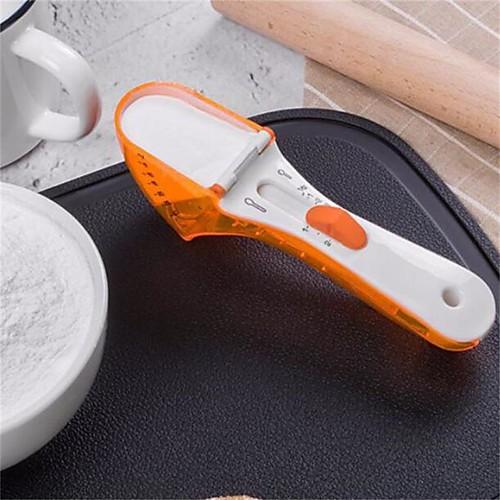 Кухонные принадлежности пластик Измерительный прибор / Творческая кухня Гаджет Измерительный инструмент Для приготовления пищи Посуда 1шт