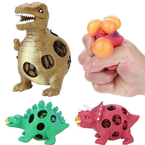 Резиновые игрушки Устройства для снятия стресса Фокусная игрушка болотистый Декомпрессионные игрушки 3 pcs Детские Все Мальчики Девочки Игрушки Подарок фото