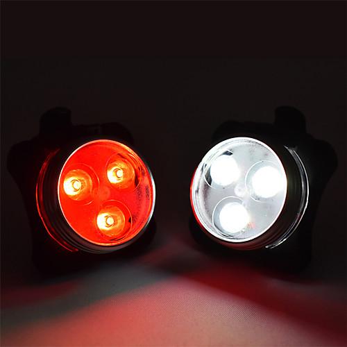 Задняя подсветка на велосипед / огни безопасности / задние фонари Светодиодная лампа Велоспорт Водонепроницаемый, Портативные, Регулируется Литий-полимерная 200 lm все цены