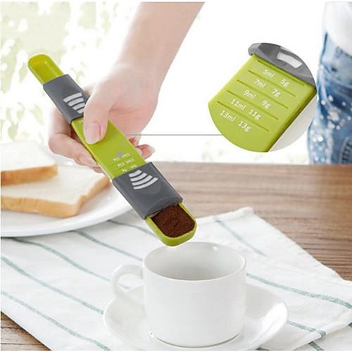 Кухонные принадлежности пластик Аксессуары для кухонных инструментов Измерительный прибор Измерительный инструмент Повседневное использование 1шт измерительный прибор ketech prct200