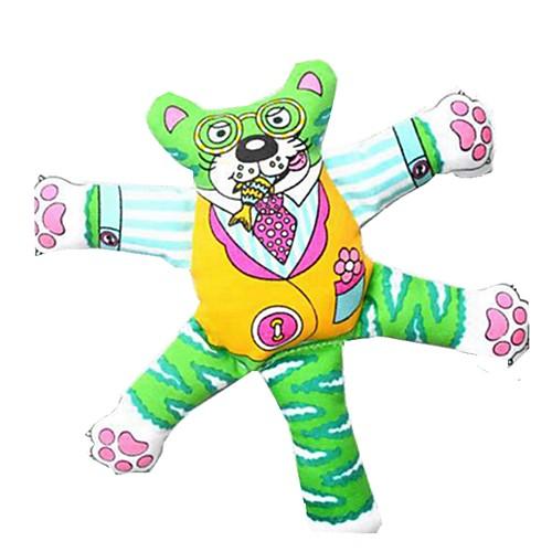 Жевательные игрушки / Учебный / Игрушки с писком Подходит для домашних животных / Мультфильм игрушки Другие материалы / Ткань Назначение Собаки / Коты