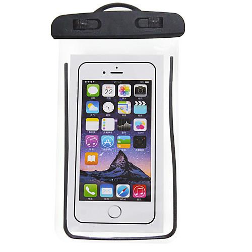 Сотовый телефон сумка / Мобильный телефон сумка для Мобильный телефон Дожденепроницаемый / Противозаносный / Водонепроницаемаямолния 6.5 телефон