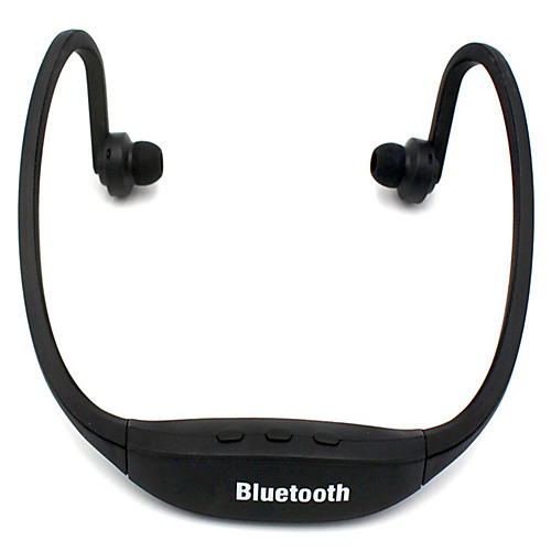 В ухе Bluetooth4.1 Наушники пластик Спорт и фитнес наушник Стерео / С регулятором громкости наушники наушник