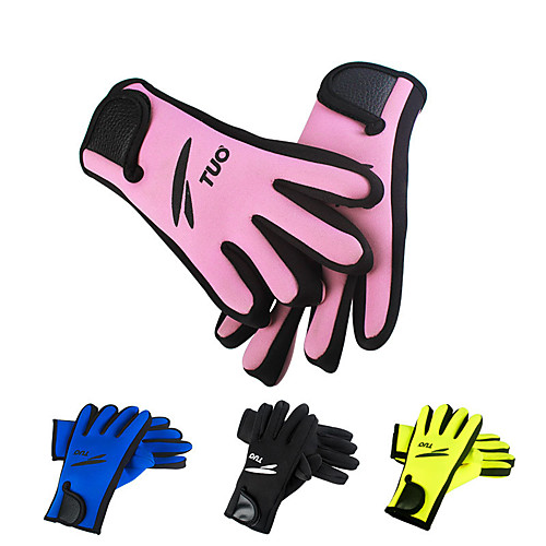 Дайвинг Перчатки 2mm неопрен Полный палец Стреч, Защитный Дайвинг / Для погружения с трубкой