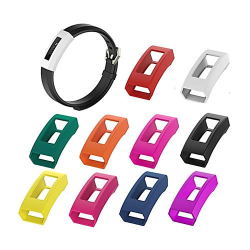 Кейс для Назначение Fitbit Fitbit Alta HR / Fitbit Alta силикагель Fitbit фото