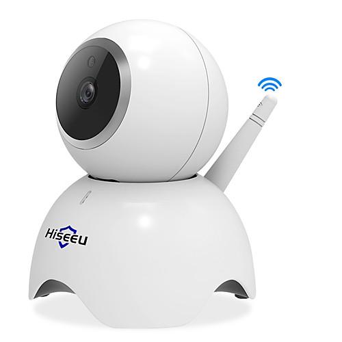 hiseeu wifi ip camera 1080p 2mp домашняя безопасность беспроводное наблюдение и ночное видение cctv камеры детский монитор