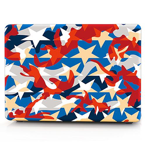 MacBook Кейс Камуфляж пластик для Новый MacBook Pro 15 / Новый MacBook Pro 13 / MacBook Pro, 15 дюймов 5 pa for apple ipad pro surface pro 3 4 sleeves bags macbook pro air 11 12 13 14 15 inch suit pants grey style laptop sleeve