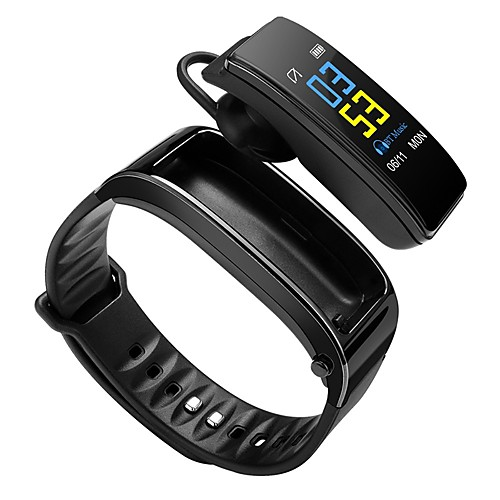 BoZhuo Y3 Plus Unisex Smartwatch Android iOS Bluetooth Waterproof Heart Rate Monitor Calories Burned Hands-Free Calls Exercise Record Pedometer Call Reminder Sleep Tracker Sedentary Reminder Alarm