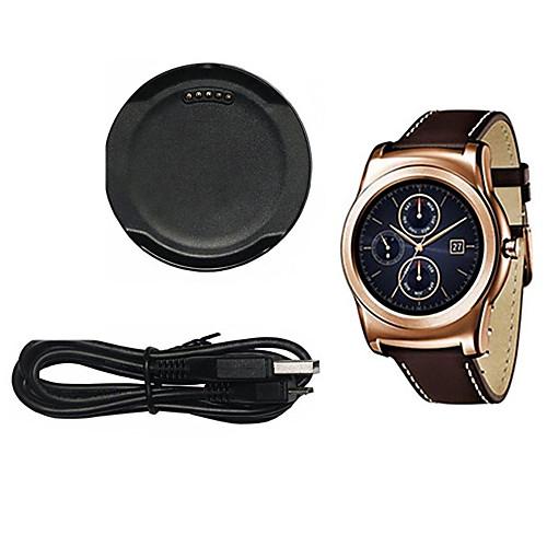 Док-зарядное устройство Зарядное устройство USB USB 1 A DC 5V for LG G Watch R W110 / LG Watch Urbane W150 часы lg watch urbane w150 silver