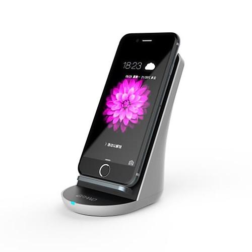 Беспроводное зарядное устройство Зарядное устройство USB USB с кабелем / КК 2.0 / QC 3.0 Не поддерживается 1.1 A DC 9V iPhone X / iPhone 8 / Nokia Lumia 1020 zus qc