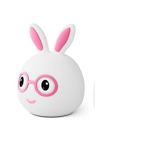 1шт Rabbit LED Night Light Аккумуляторы AAA Для детей / Диммируемая 5 V аксессуары для детей