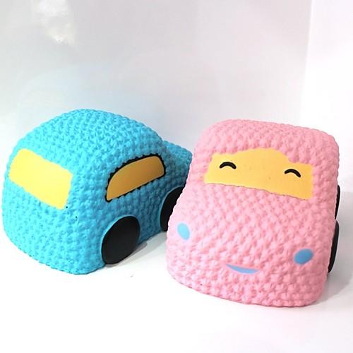 LT.Squishies Резиновые игрушки / Устройства для снятия стресса Автомобиль Декомпрессионные игрушки 1 pcs Взрослые Подарок