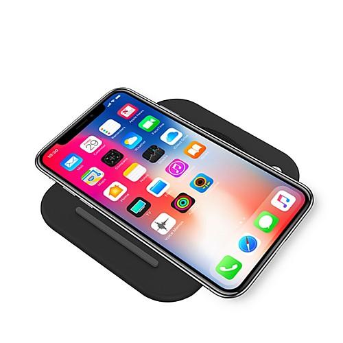 Беспроводное зарядное устройство Зарядное устройство USB USB с кабелем / Беспроводное зарядное устройство / Qi 2 A / 1 A DC 9V / DC 5V iPhone X / iPhone 8 Pluss / iPhone 8