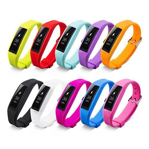 Ремешок для часов для Fitbit Alta / Vivofit 3 Fitbit Спортивный ремешок силиконовый Повязка на запястье фото