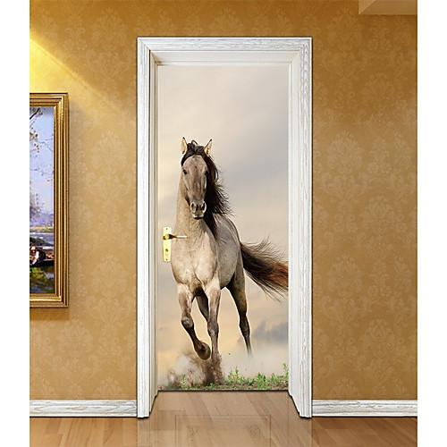 Декоративные наклейки на стены / Дверные наклейки - Простые наклейки Религиозная тематика / 3D Гостиная / Спальня